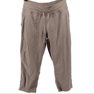 Lululemon | unlined beige studio pants